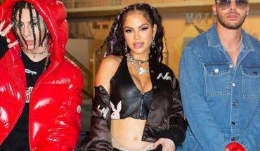 "Khea announces remix of ""Yesterday my ex called me"" with Natti Natasha"
