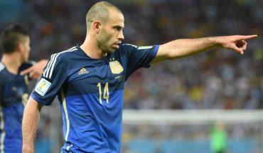 "Lionel Scaloni: ""Mascherano was an emblem of Argentine football"""