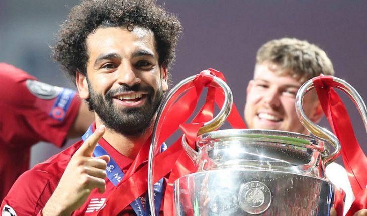 Liverpool player Mohamed Salah tested positive for coronavirus