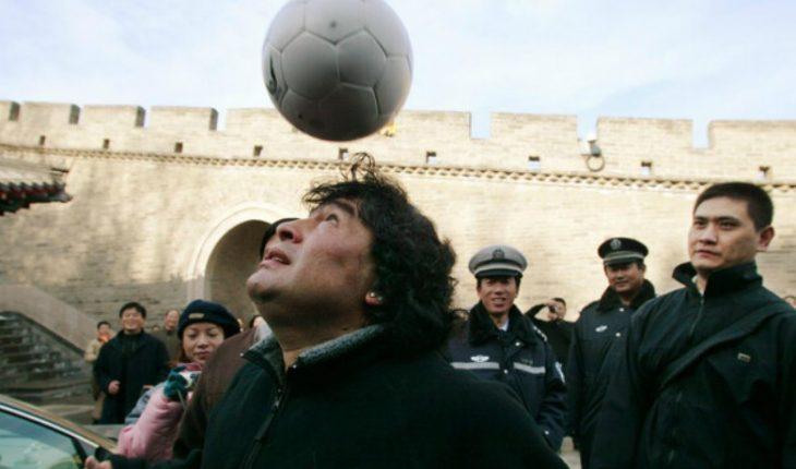 Napoli to put Diego Maradona's name on his stadium