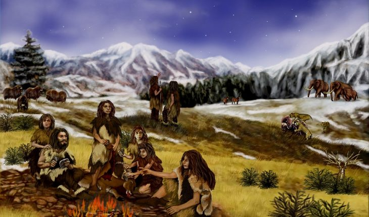 Neanderthals' thumbs were adapted to hold tools with handle