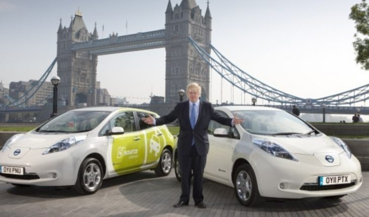 Official: UK to ban sale of combustion vehicles by 2030