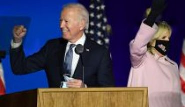 Pennsylvania ended the suspense: Biden reaches 273 voters and becomes U.S. President-elect.