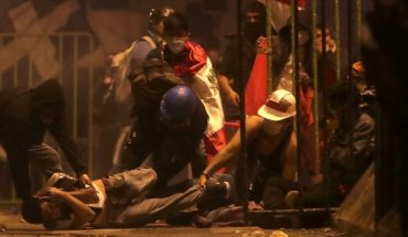 Protests in Peru: Police left two dead and 93 wounded