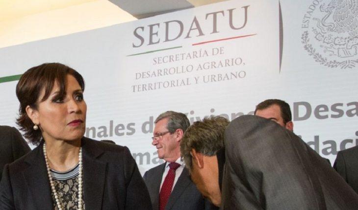 Public Service considers 'non-serious foul' the alleged millionaire detour in Sedatu