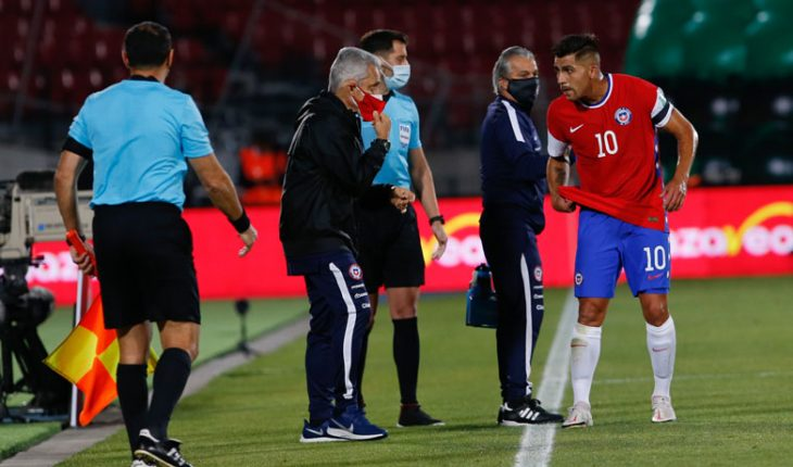 "Reinaldo Rueda: ""It was a round match for how the players were toasted"""