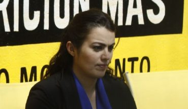 Sandra Esquer, DD.HH.'s advocate and journalists, are kidnapped