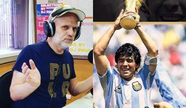 "Sebastian Wainraich fired Maradona the day his brother Diego died: ""Amazing paradox"""