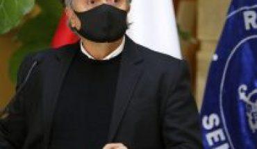 Senator Navarro was urgently intervened after presenting a cardiovascular problem