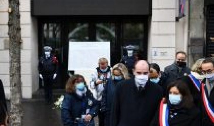 Silence and sobriety on the fifth anniversary of the Paris bombing