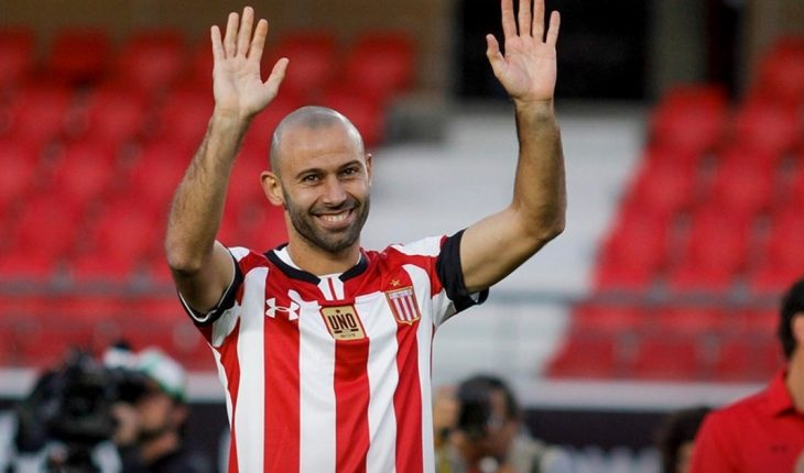 Surprise: Javier Mascherano announced his retirement from football
