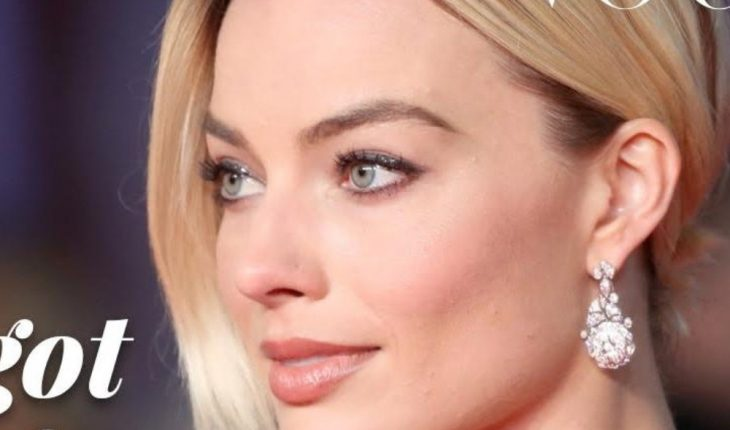 The day Margot Robbie gave VOGUE one of its best covers