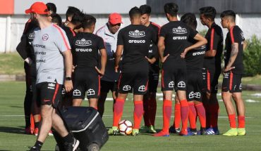 The names to be highlighted of the next Chilean U20 national team that prepares for the South American