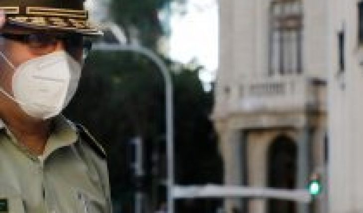 """There is no mea culpa de Carabineros for Gustavo Gatica and Fabiola Campillai: General Yáñez says that """"I cannot apologize for situations that have to be resolved in court"""""""