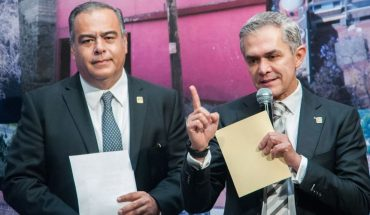 They ask to freeze accounts of Raymundo Collins, former co-founder of Mancera