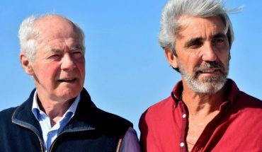Two Falkland veterans were nominated for Nobel Peace Prize