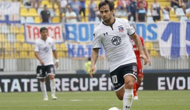 Valdivia said he hasn't been contacted by Colo Colo to return