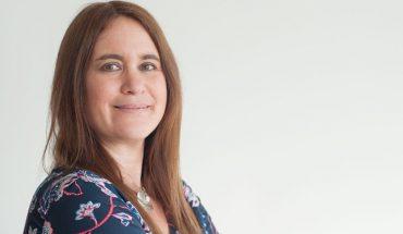 """Vera Alejandra Alvarez, the winner of the """"For Women in Science"""" Award"""