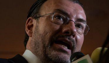 Videgaray in sight: Zebadúa accuses him of ordering The Master Scam to help Peña