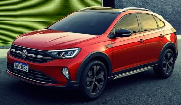 Volkswagen unveiled the new Nivus, an SUV that arrived in Argentina
