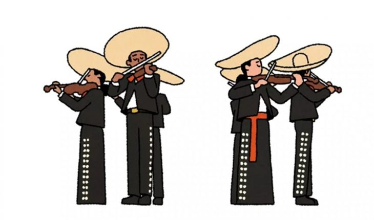 Why did Google honor Mexican Mariachi in its Doodle?
