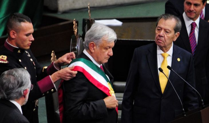two years of AMLO's six-year period and the Fourth Transformation is not seen, says Muñoz Ledo to Process