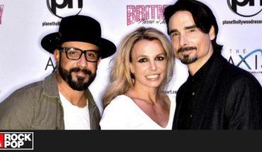 ¡Al fin! Backstreet Boys y Britney Spears se unen en una canción