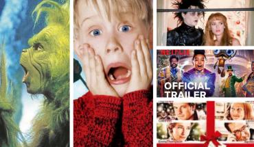 5 películas para maratonear este finde de Navidad
