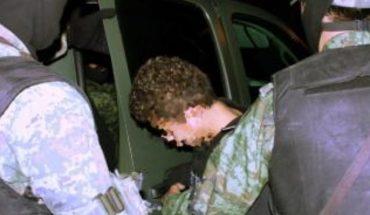 """A diez años de la captura de """"El Ponchis"""", el joven sicario"""