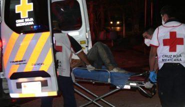 Agreden a pepenador en las calles de Culiacán