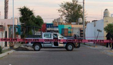 Amordazado y maniatado localizan cadáver baleado en el Fraccionamiento Altamira