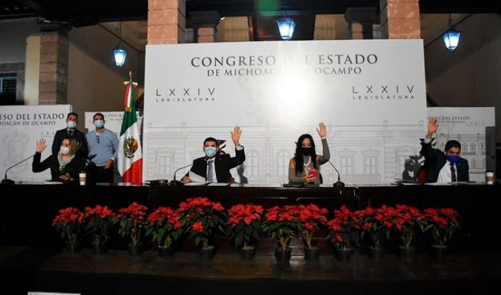 Aprueba el Congreso la creación del Instituto Registral y Catastral del Estado de Michoacán