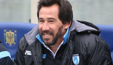 Audax Italiano anunció a Pablo 'Vitamina' Sánchez como su nuevo entrenador