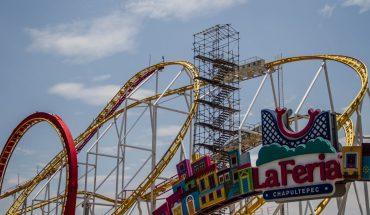 Aztlán, nuevo parque de diversiones que sustituye a Feria de Chapultepec
