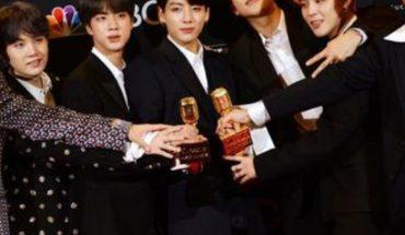 BTS ofrecerá concierto de fin de año con varios artistas