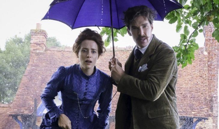 Benedict Cumberbatch protagonizará junto a Claire Foy la biopic de Louis Wain