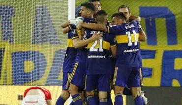 Boca perdió 1 a 0 con Inter de Porto Alegre pero se clasificó en los penales