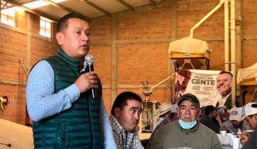 Campo resurgirá con 4T: Torres Piña