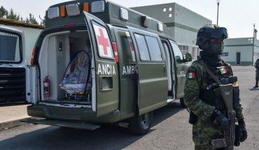 Casi 14 mil contagios y 300 muertos, el saldo del COVID-19 entre militares y fuerzas federales