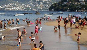Cerrarán playas de Acapulco la noche de Año Nuevo para evitar contagios COVID