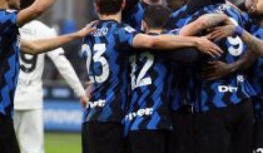 Con Vidal en cancha tras perderse tres partidos por lesión, el Inter triunfó sobre el Spezia en la Serie A