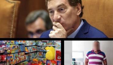 Coparticipación: la Ciudad frenará obras de infraestructura por la quita de fondos; A dos semanas de las fiestas, los juguetes registran subas de hasta 160%; Detienen en Recoleta a un prófugo por abuso sexual