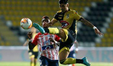 Coquimbo Unido hace historia y se mete en la semifinal de la Copa Sudamericana