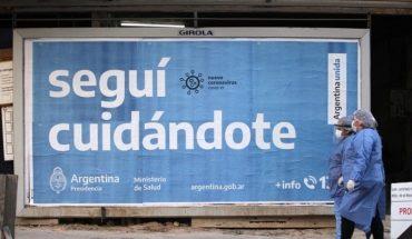 Coronavirus en Argentina: 5.853 nuevos casos y 184 muertes