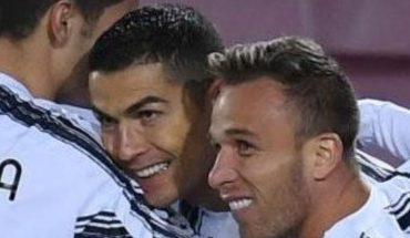 """""""Cristiano Ronaldo te motiva mucho más y es más social"""" Arthur"""