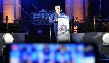 Da alcalde de El Rosario, Sinaloa, su Segundo informe de gobierno
