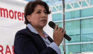 Delfina Gómez Álvarez será la nueva titular de la SEP, anuncia AMLO