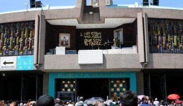Desplegarán Guardia Nacional en la Basílica de Guadalupe