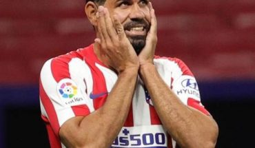 Diego Costa rescinde su contrato con el Atlético de Madrid