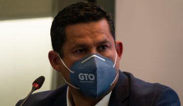Diego Sinhue da positivo a COVID; van 13 gobernadores contagiados